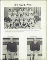 1973 Hoopa Valley High School Yearbook Page 110 & 111
