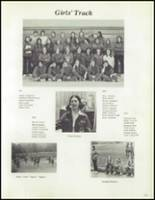 1973 Hoopa Valley High School Yearbook Page 114 & 115