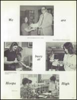 1973 Hoopa Valley High School Yearbook Page 116 & 117