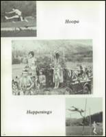 1973 Hoopa Valley High School Yearbook Page 120 & 121