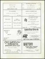 1973 Hoopa Valley High School Yearbook Page 122 & 123