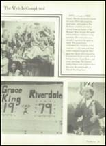 1980 Riverdale High School Yearbook Page 24 & 25