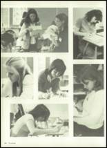 1980 Riverdale High School Yearbook Page 64 & 65