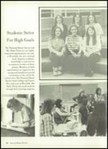 1980 Riverdale High School Yearbook Page 72 & 73