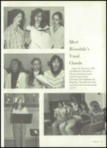 1980 Riverdale High School Yearbook Page 80 & 81