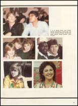 1985 East Chambers High School Yearbook Page 18 & 19