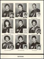 1985 East Chambers High School Yearbook Page 22 & 23