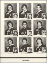 1985 East Chambers High School Yearbook Page 24 & 25