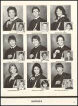 1985 East Chambers High School Yearbook Page 26 & 27