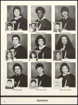 1985 East Chambers High School Yearbook Page 28 & 29