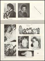 1985 East Chambers High School Yearbook Page 32 & 33