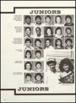 1985 East Chambers High School Yearbook Page 40 & 41