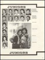 1985 East Chambers High School Yearbook Page 42 & 43