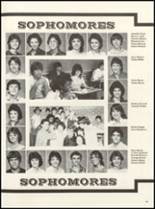1985 East Chambers High School Yearbook Page 46 & 47