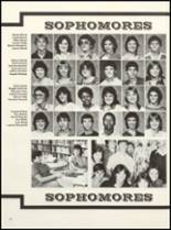 1985 East Chambers High School Yearbook Page 48 & 49