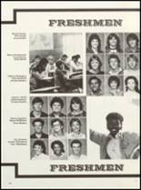 1985 East Chambers High School Yearbook Page 52 & 53