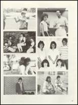 1985 East Chambers High School Yearbook Page 68 & 69