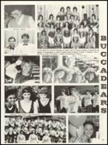 1985 East Chambers High School Yearbook Page 70 & 71