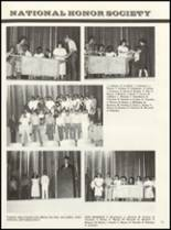 1985 East Chambers High School Yearbook Page 76 & 77