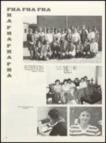 1985 East Chambers High School Yearbook Page 78 & 79