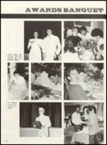 1985 East Chambers High School Yearbook Page 92 & 93