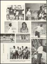 1985 East Chambers High School Yearbook Page 96 & 97