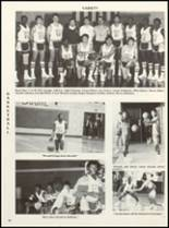 1985 East Chambers High School Yearbook Page 102 & 103