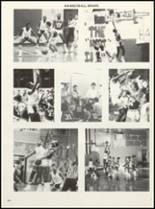 1985 East Chambers High School Yearbook Page 106 & 107