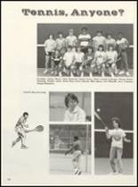 1985 East Chambers High School Yearbook Page 110 & 111