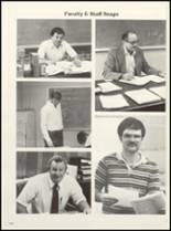 1985 East Chambers High School Yearbook Page 114 & 115