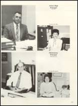 1985 East Chambers High School Yearbook Page 116 & 117