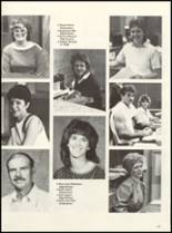 1985 East Chambers High School Yearbook Page 130 & 131