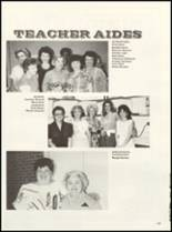 1985 East Chambers High School Yearbook Page 132 & 133