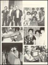 1985 East Chambers High School Yearbook Page 134 & 135