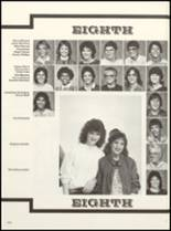 1985 East Chambers High School Yearbook Page 138 & 139