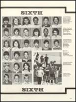 1985 East Chambers High School Yearbook Page 142 & 143