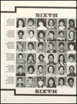 1985 East Chambers High School Yearbook Page 144 & 145