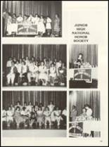 1985 East Chambers High School Yearbook Page 148 & 149