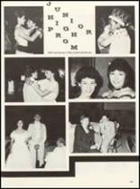 1985 East Chambers High School Yearbook Page 152 & 153