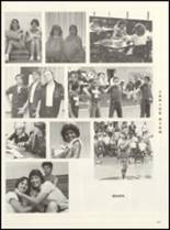 1985 East Chambers High School Yearbook Page 154 & 155