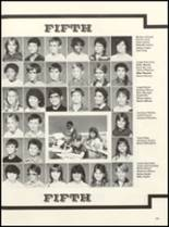 1985 East Chambers High School Yearbook Page 158 & 159