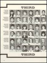 1985 East Chambers High School Yearbook Page 164 & 165