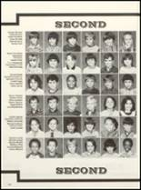 1985 East Chambers High School Yearbook Page 168 & 169