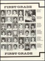 1985 East Chambers High School Yearbook Page 170 & 171