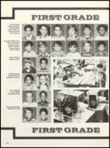 1985 East Chambers High School Yearbook Page 172 & 173