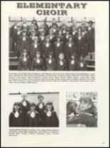 1985 East Chambers High School Yearbook Page 176 & 177