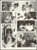 1985 East Chambers High School Yearbook Page 180 & 181