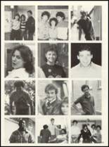 1985 East Chambers High School Yearbook Page 182 & 183