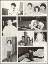 1985 East Chambers High School Yearbook Page 184 & 185