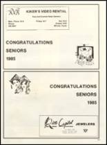 1985 East Chambers High School Yearbook Page 194 & 195